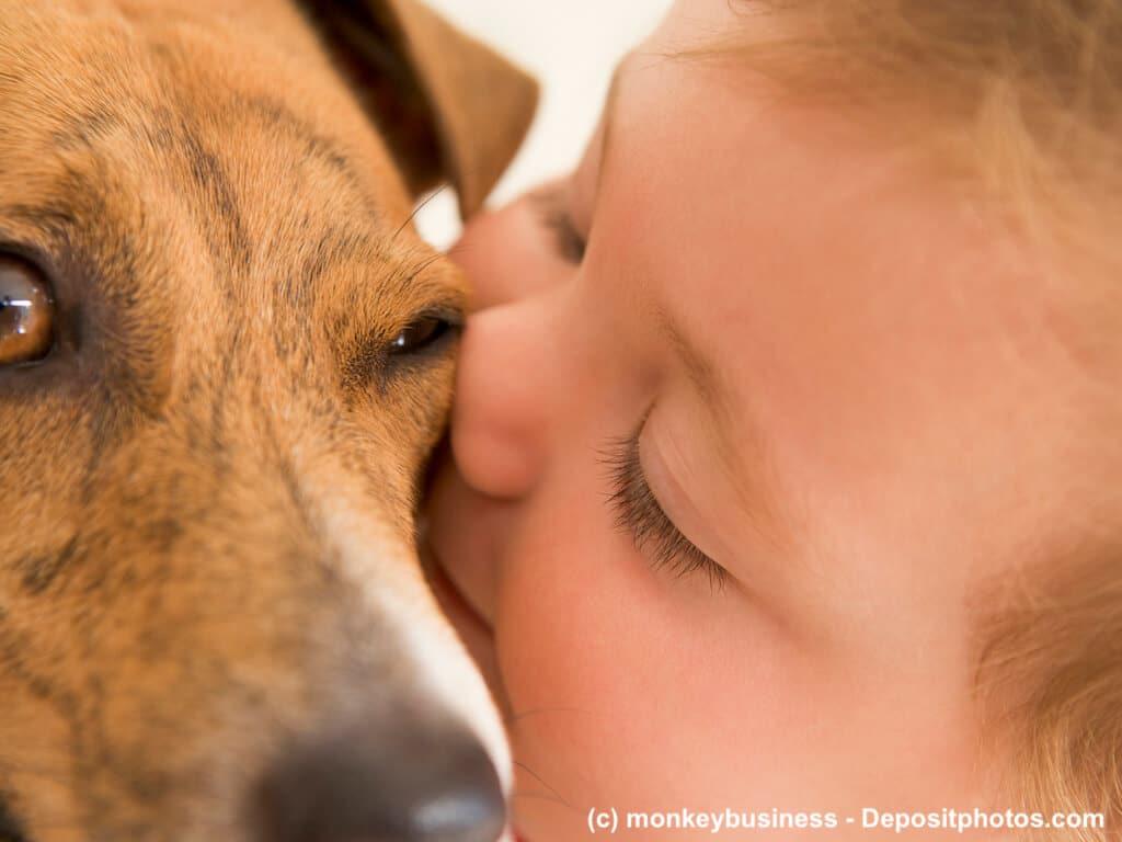 Darmwürmer von Hund zu Mensch übertragbar