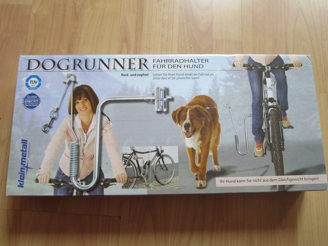 Fahrrad Abstandhalter Dogrunner Test