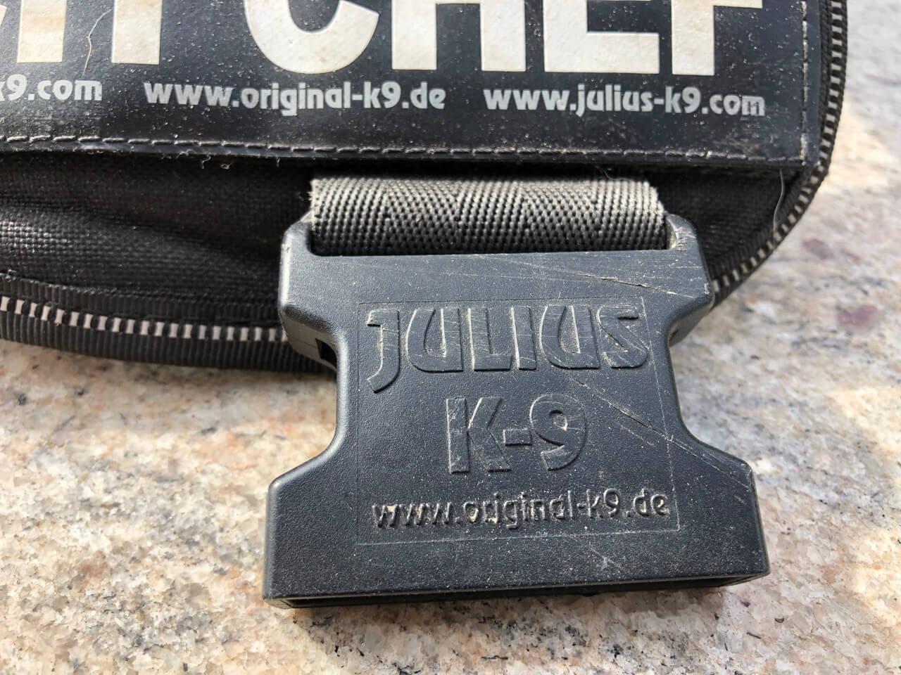 Julius K9 Verschluss