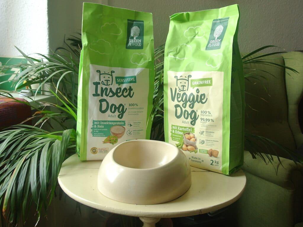 Umweltfreundliches Hundefutter von Green Petfood im Test