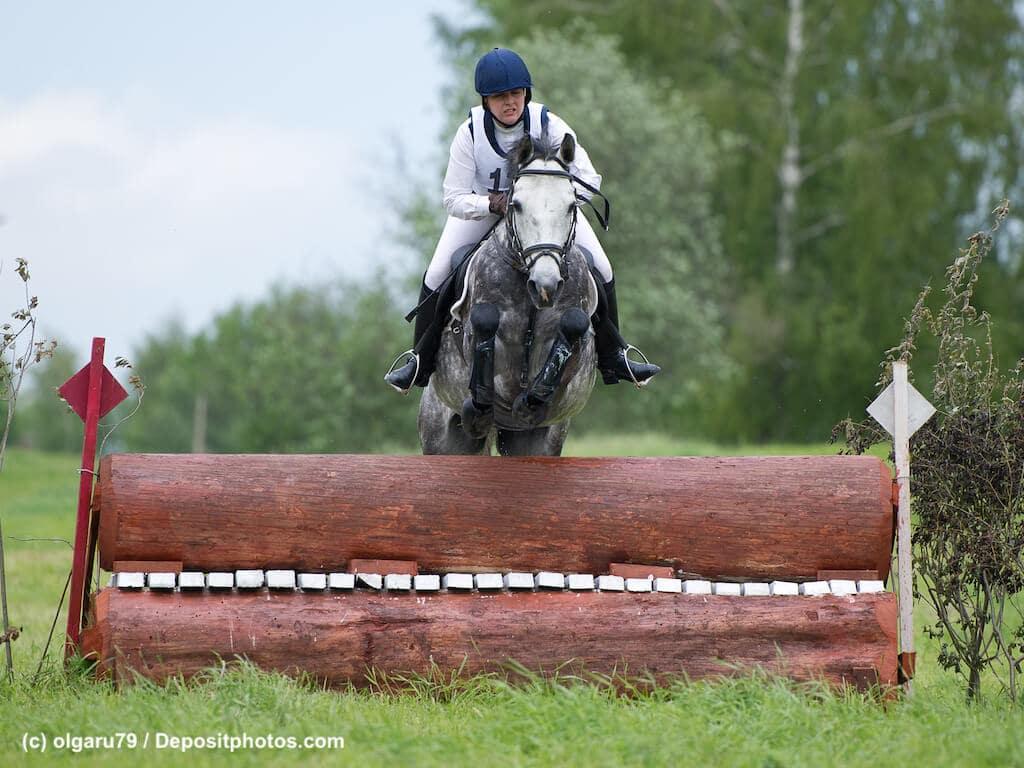 Pferdelebensversicherung für Vielseitigkeitsreiter