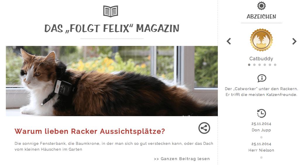 """Interessante Artikel rund um die Aktion """"Folgt Felix"""""""