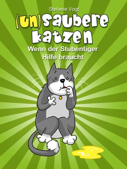 unsaubere Katze das Buch